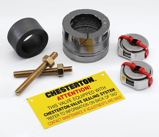 Chesterton Aftermarket Valve Kits